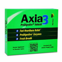 Axia3 ProDigestive Antacid Chewable Tablets