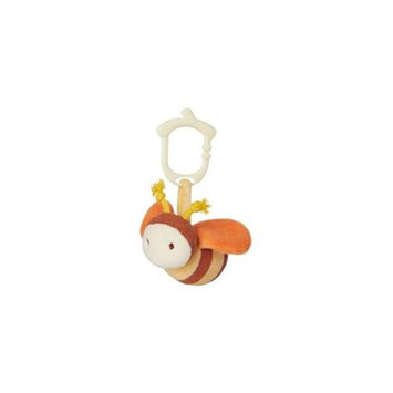 My Natural Relief My Natural 46305 Clip n Go Stroller Toy - Bumble Bee