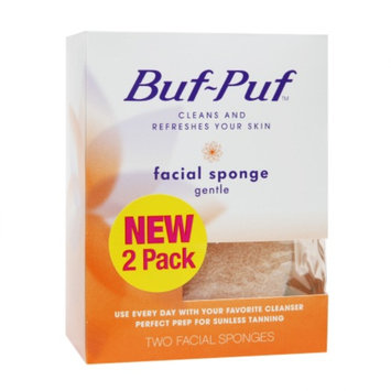 Buf-Puf Facial Sponges Gentle