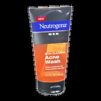 Neutrogena Men Skin Clearing Acne Wash