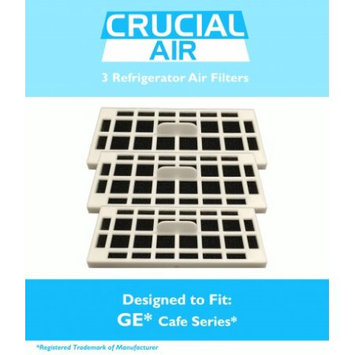 Crucial Air 3 GE Cafe Fridge Odor Filter, part # CFE28TSHSS, CYE22TSHSS