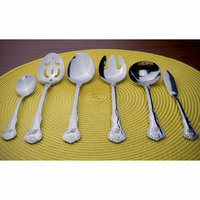 Sourcing Solutions 46-pc. Bouquet Personalized Flatware - Letter Q