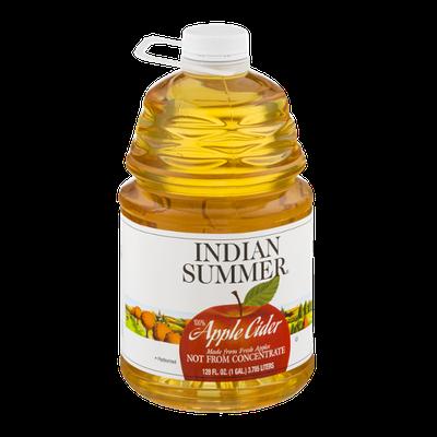 Indian Summer 100% Apple Cider