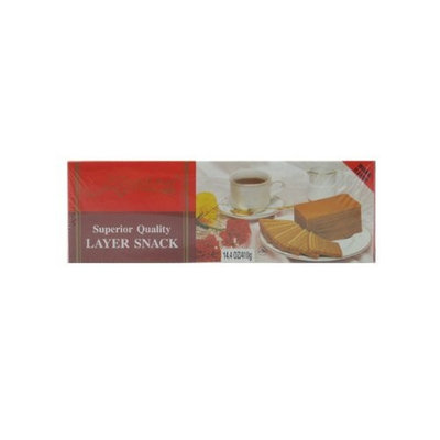 Monica Layer Snack (Original Flavor) (1 x 14.4 OZ)