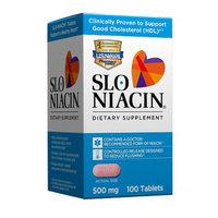 Slo-Niacin Polygel Controlled-Release Niacin