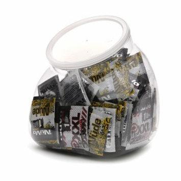 NuVo Condoms, Assorted Fishbowl, 144 Condoms