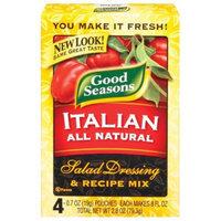 Kraft Good Seasons All Natural Italian Salad Dressing & Recipe Mix