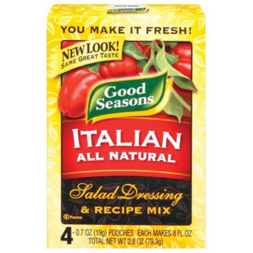 Kraft Good Seasons All Natural Italian Salad Dressing & Recipe Mix