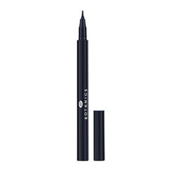 Boots Botanics Liquid Eye Liner Pencil, Black