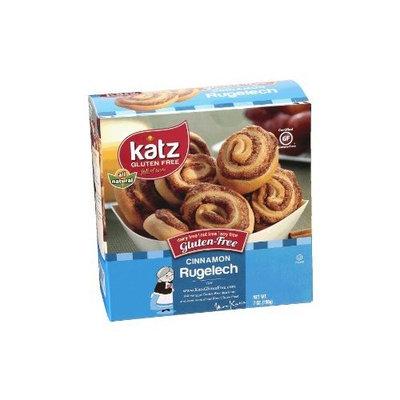 Katz Gluten Free Cinnamon Rugelech (8 Oz.)