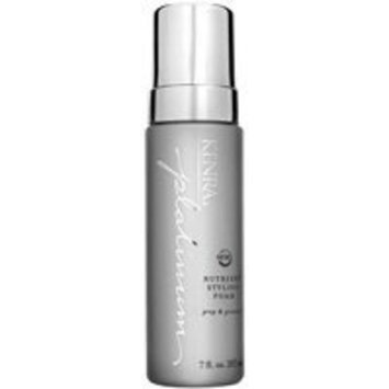 Kenra Platinum Nutrient Styling Foam Mousse 7 oz