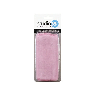 Studio 35 Terry Lined Shower Cap