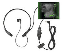 MadCatz Xbox 360 Modern Warfare 2 Throat Communicator