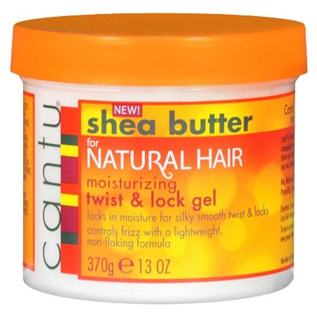 Cantu Shea Butter Moisturizing Twist & Lock Hair Gel