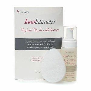 InnerIntimates Vaginal Renewal Complex Wash and Sponge