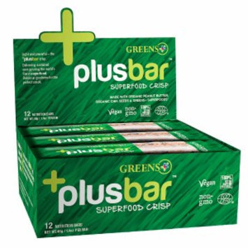 Greens Plus Vegan Bars