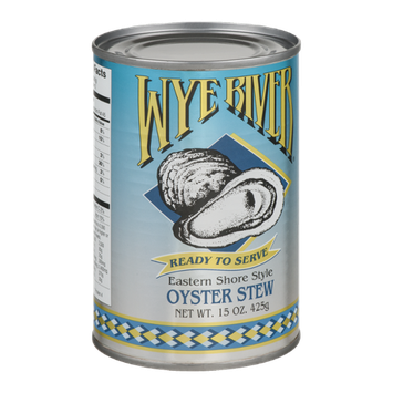Wye River Ready to Serve Oyster Stew
