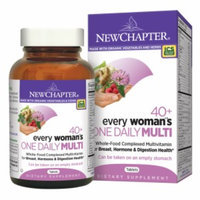 New Chapter 40+ Every Woman's One Daily Multi, Tablets, 96 ea