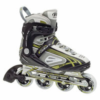 Roller Derby Ventura 950-ZX Men's Inline Skate - Gold/Black/Gray (10.