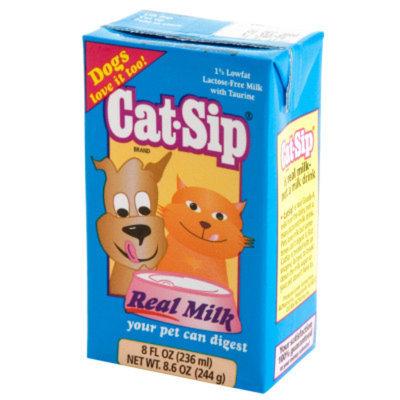 Cat Sip CatSip Milk for Cats