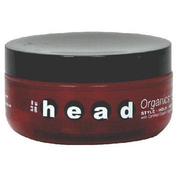 Head Organics Styling Wax, 2-Ounces (Pack of 2)