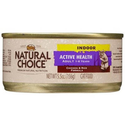Nutro Natural Choice Cat Chicken Meal & Rice Formula Healthy Weight Adult Cat Food [flavor : Chicken Meal & Rice]