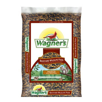 Wagner's Wildlife Food 8 lb. Backyard Wildlife Wild Bird Food 62046
