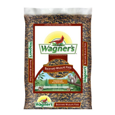 Wagner's Wildlife Food 8 lb. Backyard Wildlife Wild Bird Food 62046