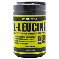 Primaforce L-Leucine 500 gr