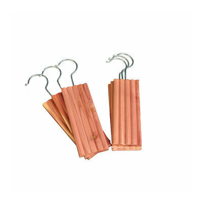 Cedar Green Cedar Hang-Ups (Set of 3)