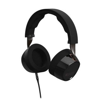 Audiofly AF240 Black - Open Box Over-Ear Headphones w/Mic