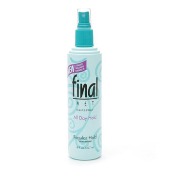 Final Net Unscented All Day Hold Hairspray