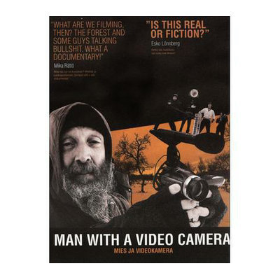 Man with a Video Camera (Widescreen)