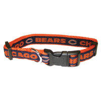 Pets First Chicago Bears Collar