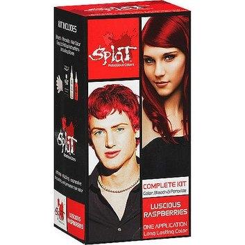 Splat Semi Perm Hair Color