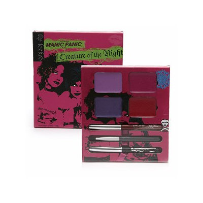 Manic Panic Creature of the Night Sooo 80's.. Lip Palette Set