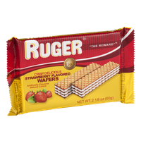Ruger Strawberry Flavored Wafers