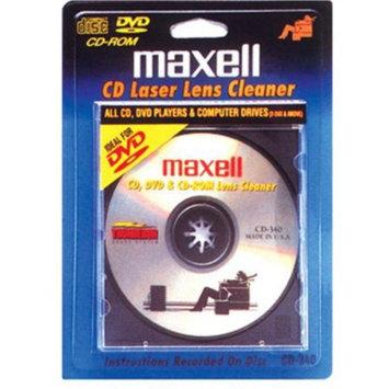 Maxell 190048 CD/CD-ROM/DVD Laser Lens Cleaner