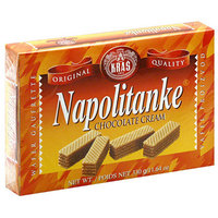 Kras Napolitanke Chocolate Cream Wafers