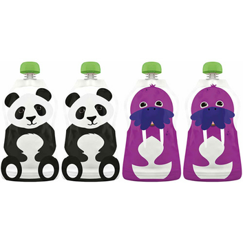 Squooshi Reusable Food Pouches