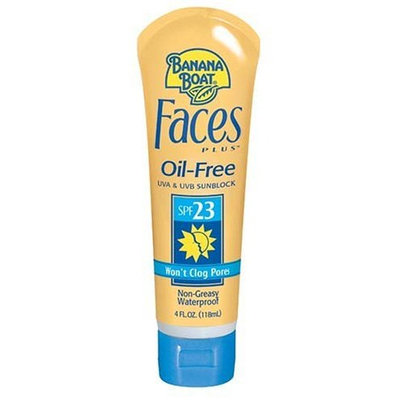 Banana Boat Faces Plus Oil-Free Sunblock With SPF 23