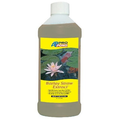 Aquarium Products Barley Straw Extract 16-Ounce Pond Cleaner