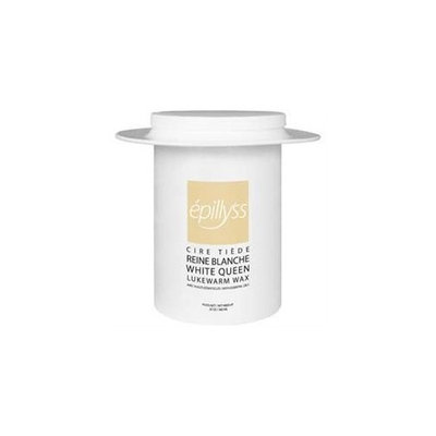 Epillyss WHITE QUEEN LUKEWARM WAX-(20oz / 560ML)