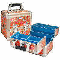 SEPHORA COLLECTION Ikat Traincase Traincase 9 1/2