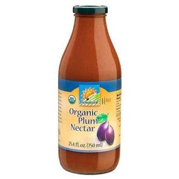 Bionaturae Organic Fruit Nectar; Plum (6x25.4oz)