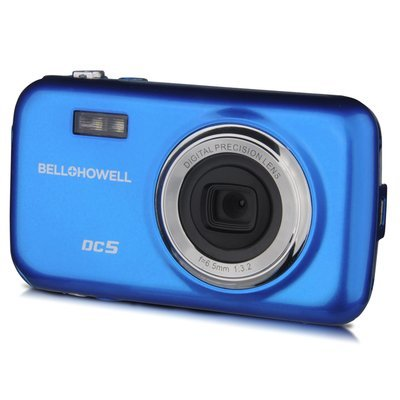 Elite Brands Bell & Howell DC5 Fun Flix 5.0MP Kids Digital Camera