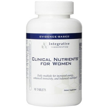 Integrative Therapeutic's Integrative Therapeutics Clinical Nutrients For Women, 90 Tablets