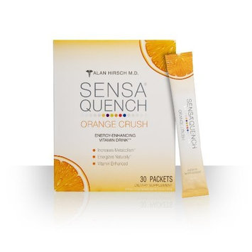 SENSA Quench Orange Crush, 3.4 Grams, 30 Count