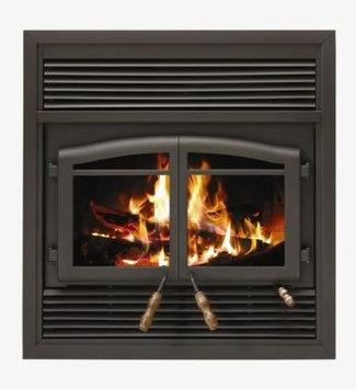 Sbi FL-063 Flame Monaco EPA Zero Clearance Fireplace