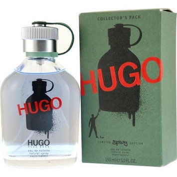 Hugo by Hugo Boss for Men. Eau De Toilette Spray 5-Ounces (Limited Edition Bottle)